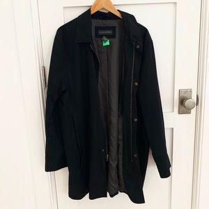 Banana Republic Long Black Jacket